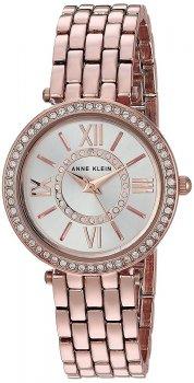 zegarek damski Anne Klein AK-2966SVRG