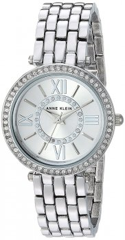 zegarek damski Anne Klein AK-2967SVSV