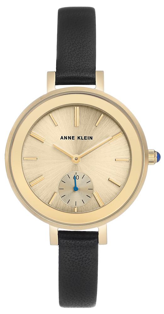Anne Klein AK-2992CHBK Pasek
