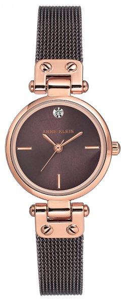 Zegarek damski Anne Klein bransoleta AK-3003RGBN - duże 3