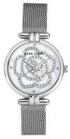Zegarek damski Anne Klein bransoleta AK-3103MPSV - duże 1