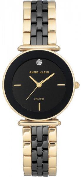 Zegarek Anne Klein AK-3158BKGB - duże 1