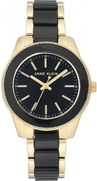 Zegarek Anne Klein AK-3214BKGB - duże 1