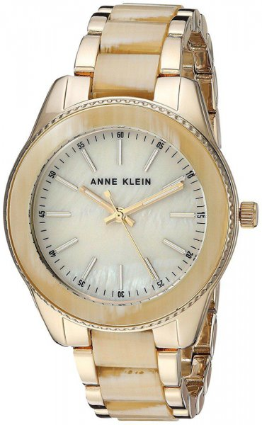 Zegarek Anne Klein AK-3214HNGB - duże 1