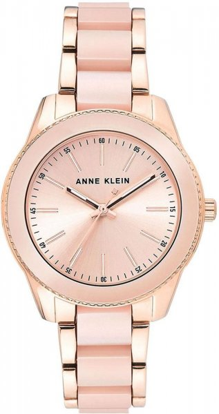 Zegarek damski Anne Klein bransoleta AK-3214LPRG - duże 1