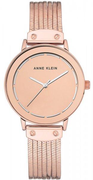Zegarek damski Anne Klein bransoleta AK-3222RMRG - duże 1