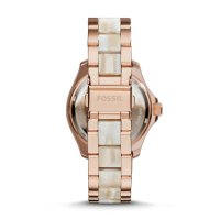 Fossil AM4616 damski zegarek Cecile bransoleta