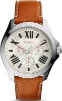 Zegarek damski Fossil cecile AM4638 - duże 1