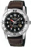 Zegarek męski Casio analogowo - cyfrowe AMW-101B-1B - duże 1