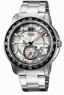 Zegarek męski Casio klasyczne AMW-102D-7A - duże 1