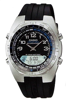 AMW-700-1A - zegarek męski - duże 3