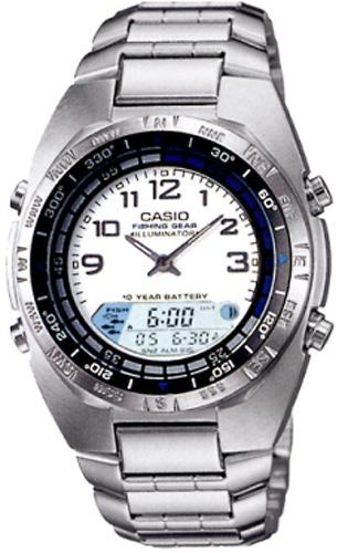 AMW-700D-7AVEF - zegarek męski - duże 3