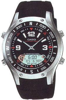 AMW-701-1A - zegarek męski - duże 3