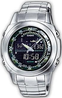 AMW-707D-1AVEF - zegarek męski - duże 3