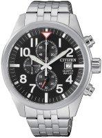 Zegarek męski Citizen chrono AN3620-51E - duże 1