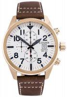Zegarek męski Citizen chrono AN3623-02A - duże 1