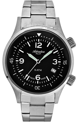 Zegarek Adriatica ANO.2.5154Q - duże 1