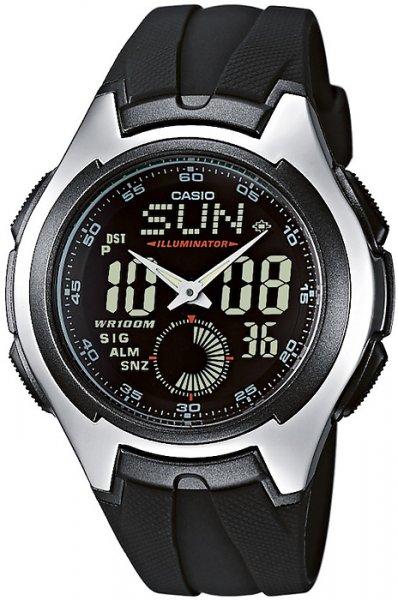 Zegarek Casio AQ-160W-1BV - duże 1