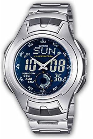 Zegarek Casio AQ-160WD-2BVEF - duże 1