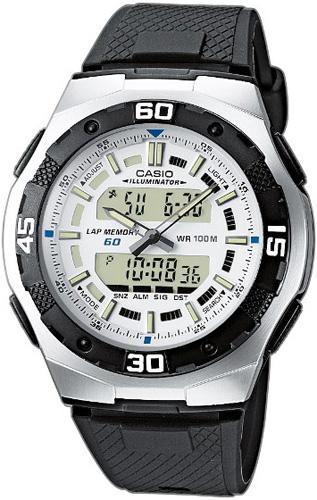 AQ-164W-7AVEF - zegarek męski - duże 3