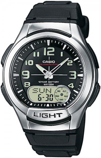 AQ-180W-1BV - zegarek dla dziecka - duże 3
