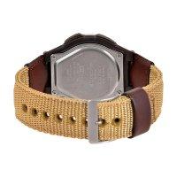 Zegarek męski Casio analogowo - cyfrowe AQ-180WB-5BV - duże 2