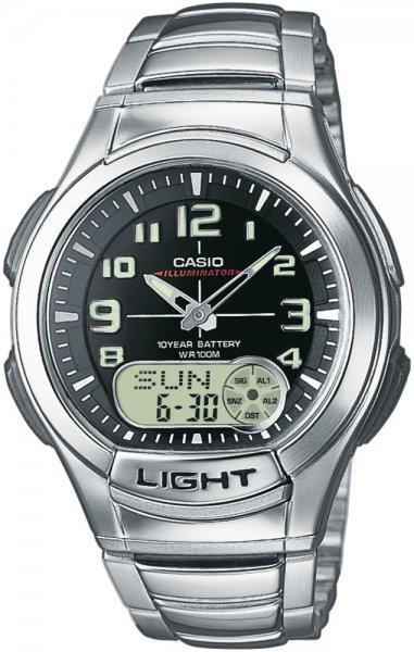 AQ-180WD-1BV - zegarek męski - duże 3