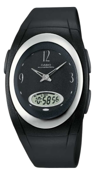Zegarek Casio AQ-E10-1B - duże 1