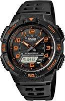 zegarek  Casio AQ-S800W-1B2VEF