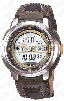 Zegarek Casio AQF-100WB-3B - duże 1