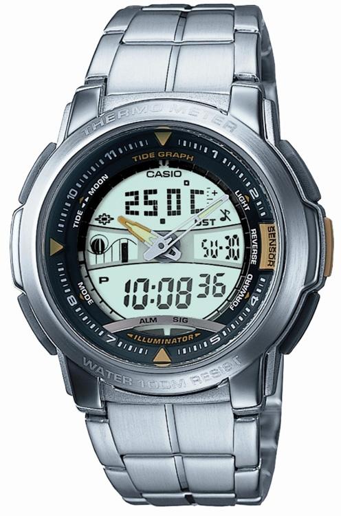 Zegarek Casio AQF-100WD-9BVEF - duże 1