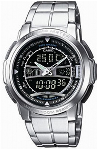 Zegarek Casio AQF-101WD-1BVEF - duże 1