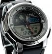 Zegarek męski Casio analogowo - cyfrowe AQF-102W-7BVEF - duże 2