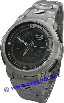 AQF-102WD-1 - zegarek męski - duże 3