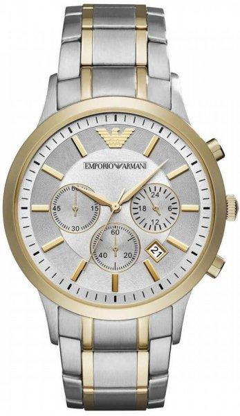 AR11076 - zegarek męski - duże 3