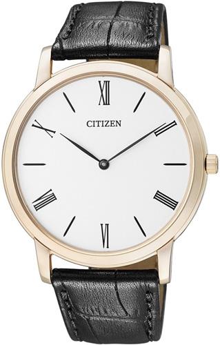 Citizen AR1113-04B Leather