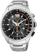 Zegarek męski Citizen chrono AT0796-54E - duże 1