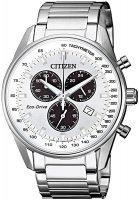 Zegarek męski Citizen chrono AT2390-82A - duże 1
