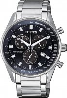 Zegarek męski Citizen chrono AT2390-82L - duże 1