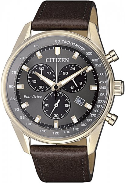 Zegarek Citizen AT2393-17H - duże 1