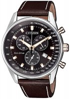 Zegarek męski Citizen chrono AT2396-19X - duże 1