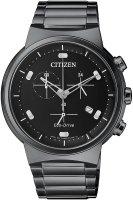 Zegarek męski Citizen chrono AT2405-87E - duże 1