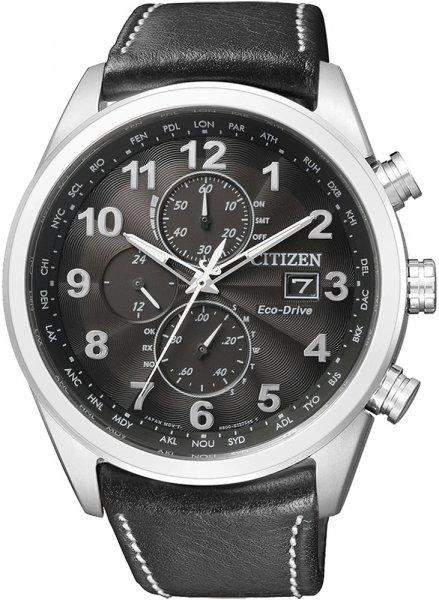 Zegarek męski Citizen radio controlled AT8011-04E - duże 1