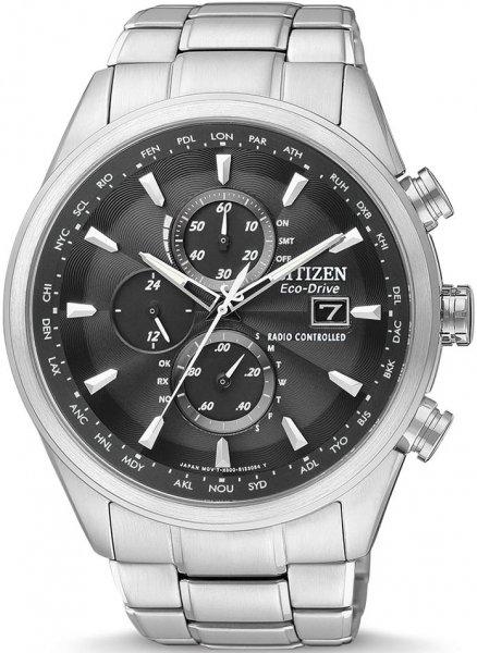 Zegarek męski Citizen radio controlled AT8011-55E - duże 1