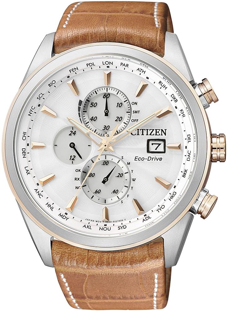 AT8017-08A - zegarek męski - duże 3