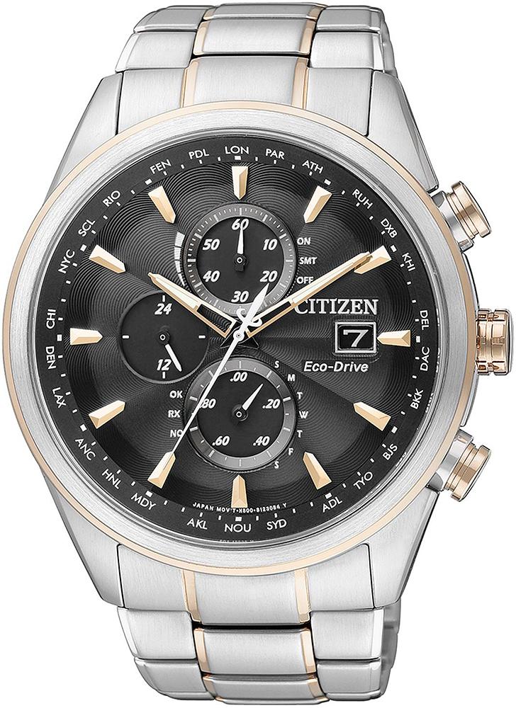 AT8017-59E - zegarek męski - duże 3