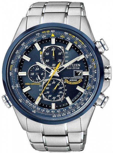 AT8020-54L - zegarek męski - duże 3
