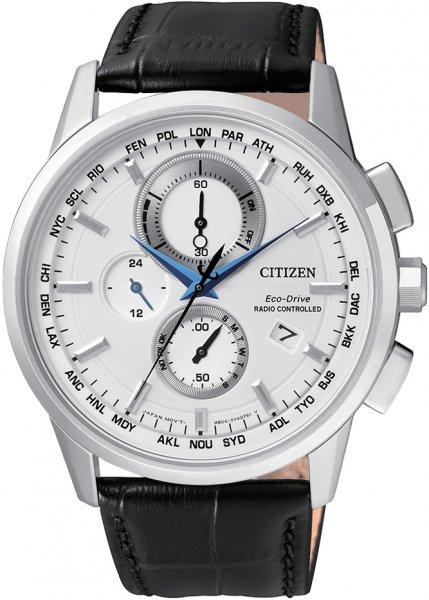 Zegarek męski Citizen radio controlled AT8110-11A - duże 3