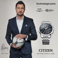 Zegarek męski Citizen radio controlled AT8110-61E - duże 2