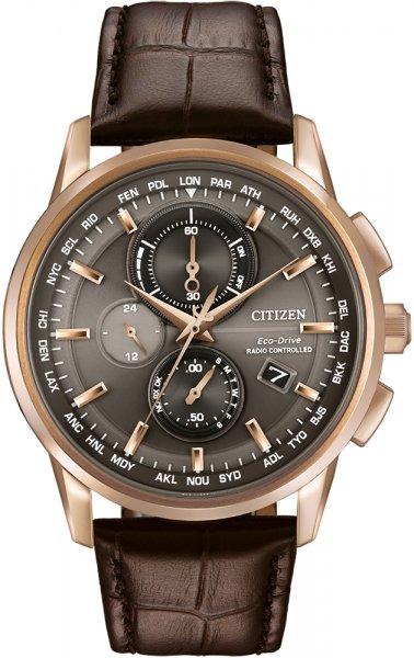 AT8113-12H - zegarek męski - duże 3